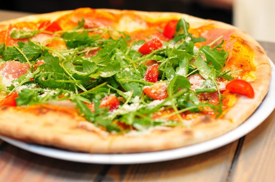 Novità dell'estate: pizze all'aperto!