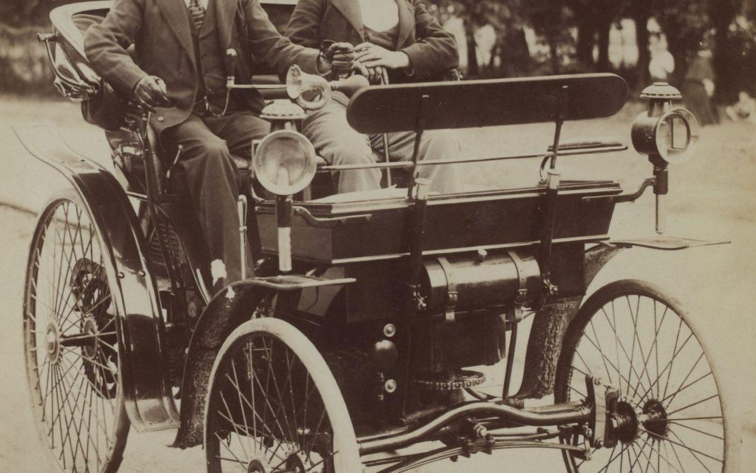 Storia di Piovene: facciamo un giro in Peugeot
