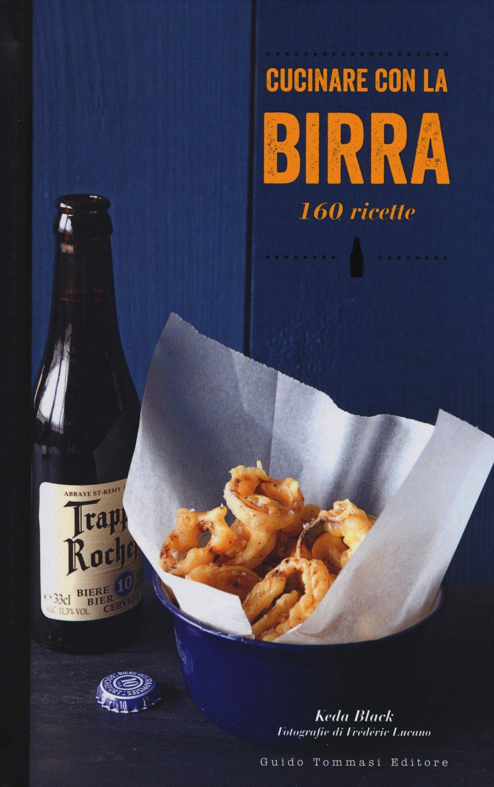 libro birra Natale